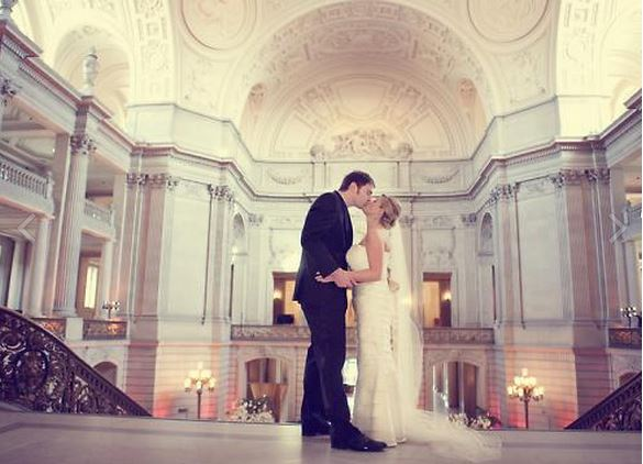 Great American Music Hall Wedding